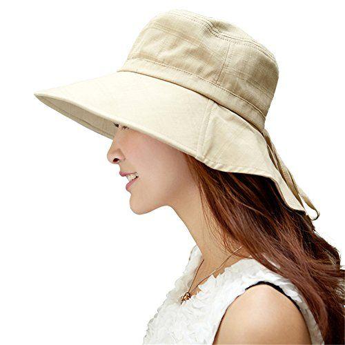 Siggi Summer Flap Cover Cap Cotton Upf 50 Sun Shade Hat Https Www Amazon Com Dp B01d5w49kg Ref Cm Sw R Pi Dp X Shade Hats Sun Hats For Women Hat Fashion