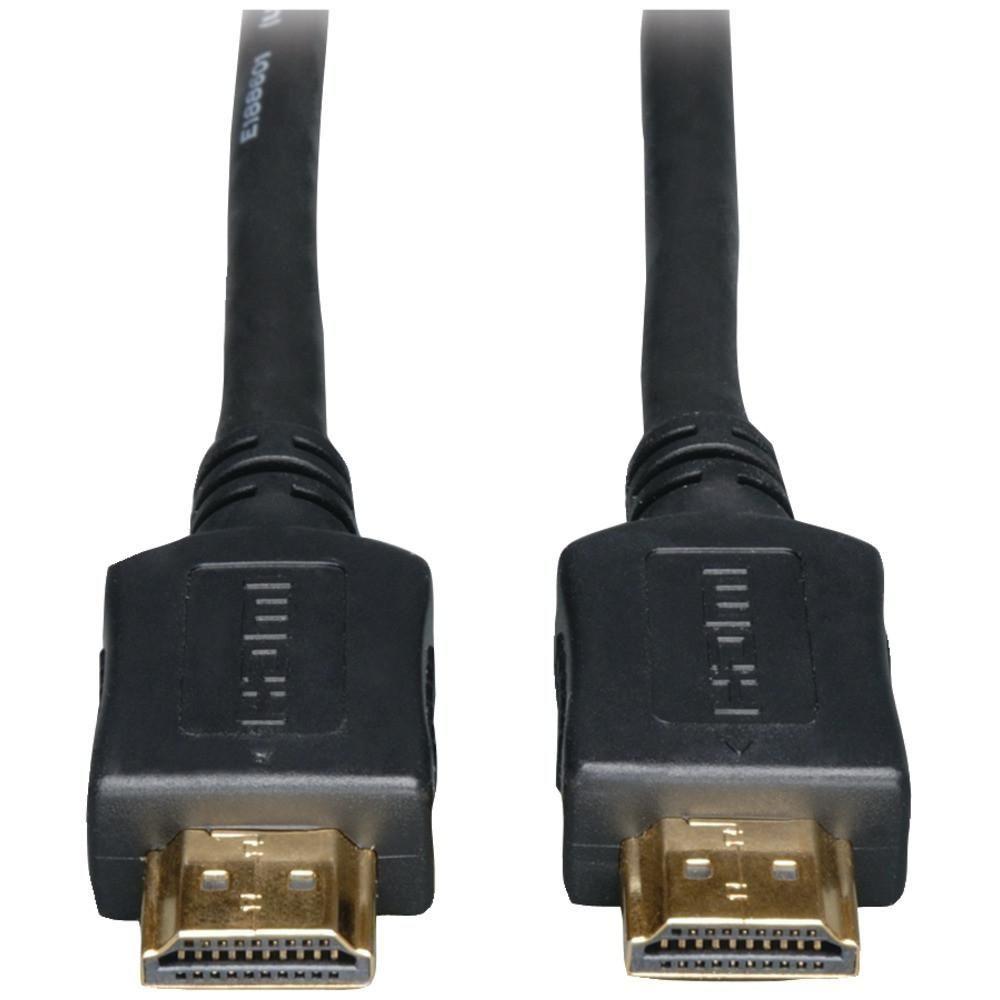 Tripp Lite P568 100 Hd Ultra Hd Hdmi R High Speed Gold Digital Video Cable 100ft Digital Cable Video Cable Tripp Lite