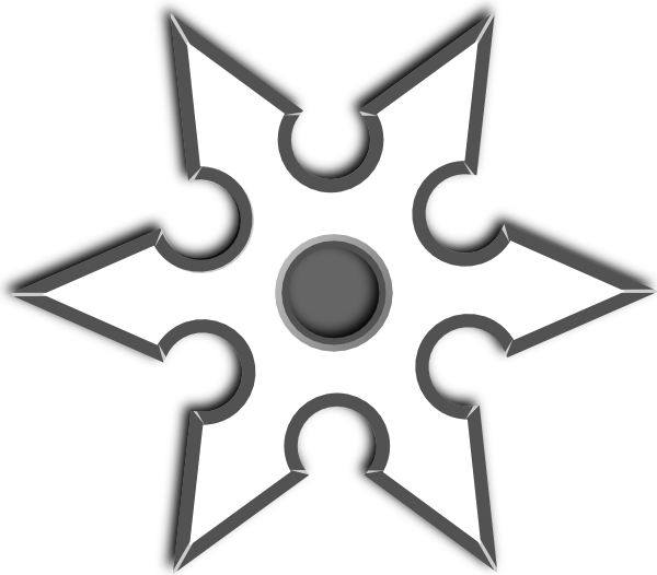 Ninja Star Coloring Pages submited images | Pic 2 Fly | Projects ...