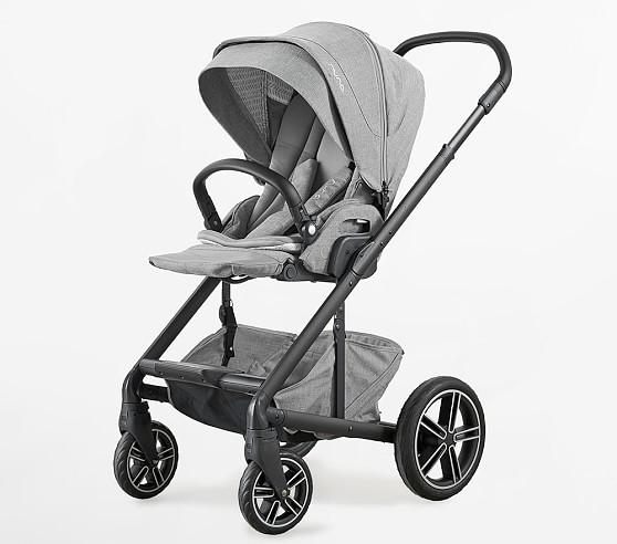 Nuna X Pbk Mixx Stroller Broken Arrow Baby Car Seats