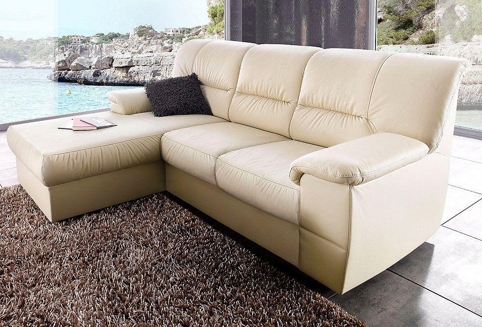 Quelle Sofa sit more polsterecke wahlweise mit relaxfunktion jetzt bestellen