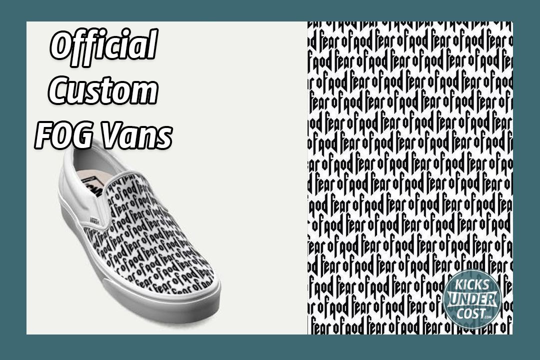 make your own custom vans