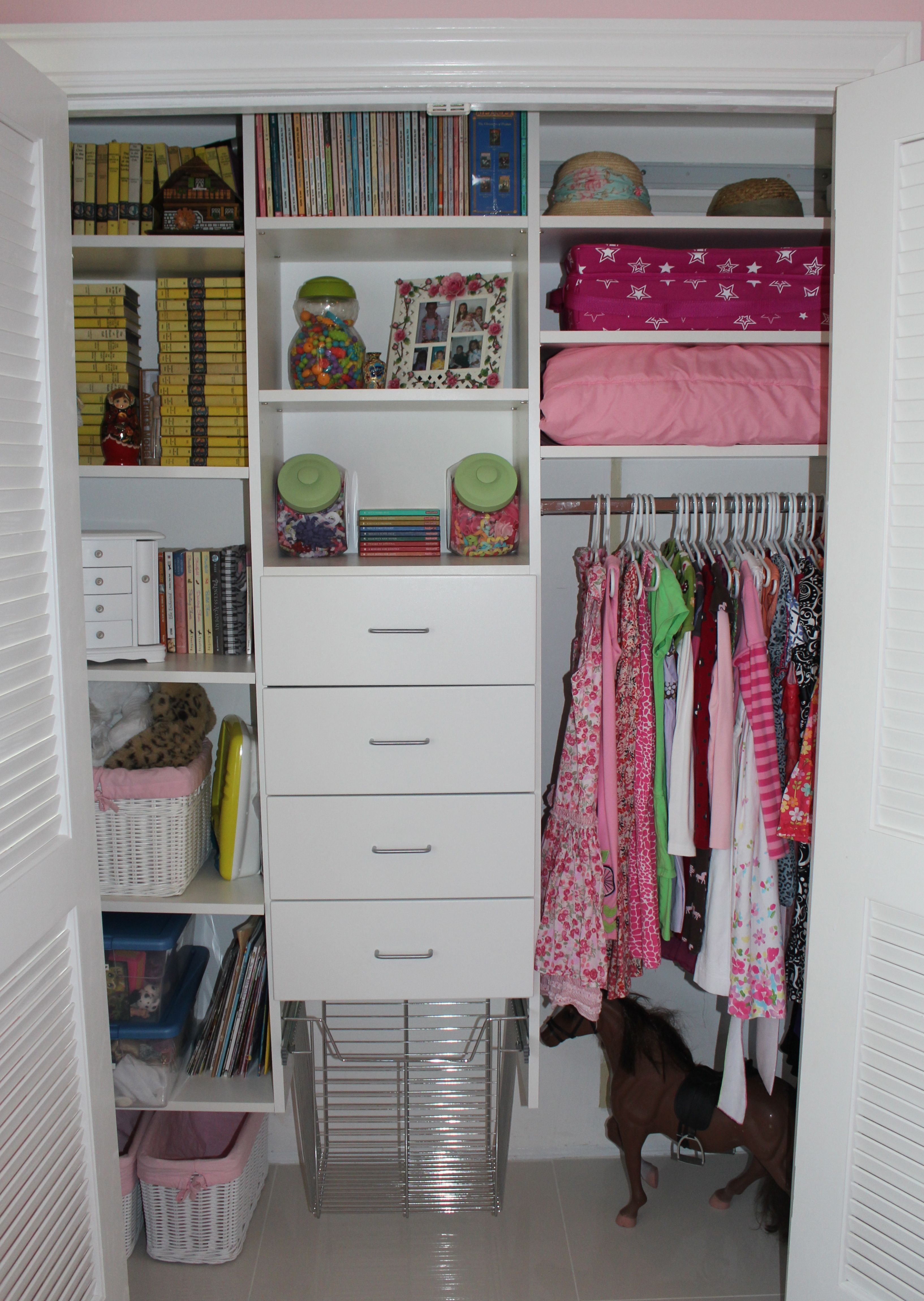 Delightful Closet Organizer Ideas For Small Closets Part - 12: Outstanding Closet Storage Ideas For Small Closets 3267 X 4599 · 4118 KB ·  Jpeg