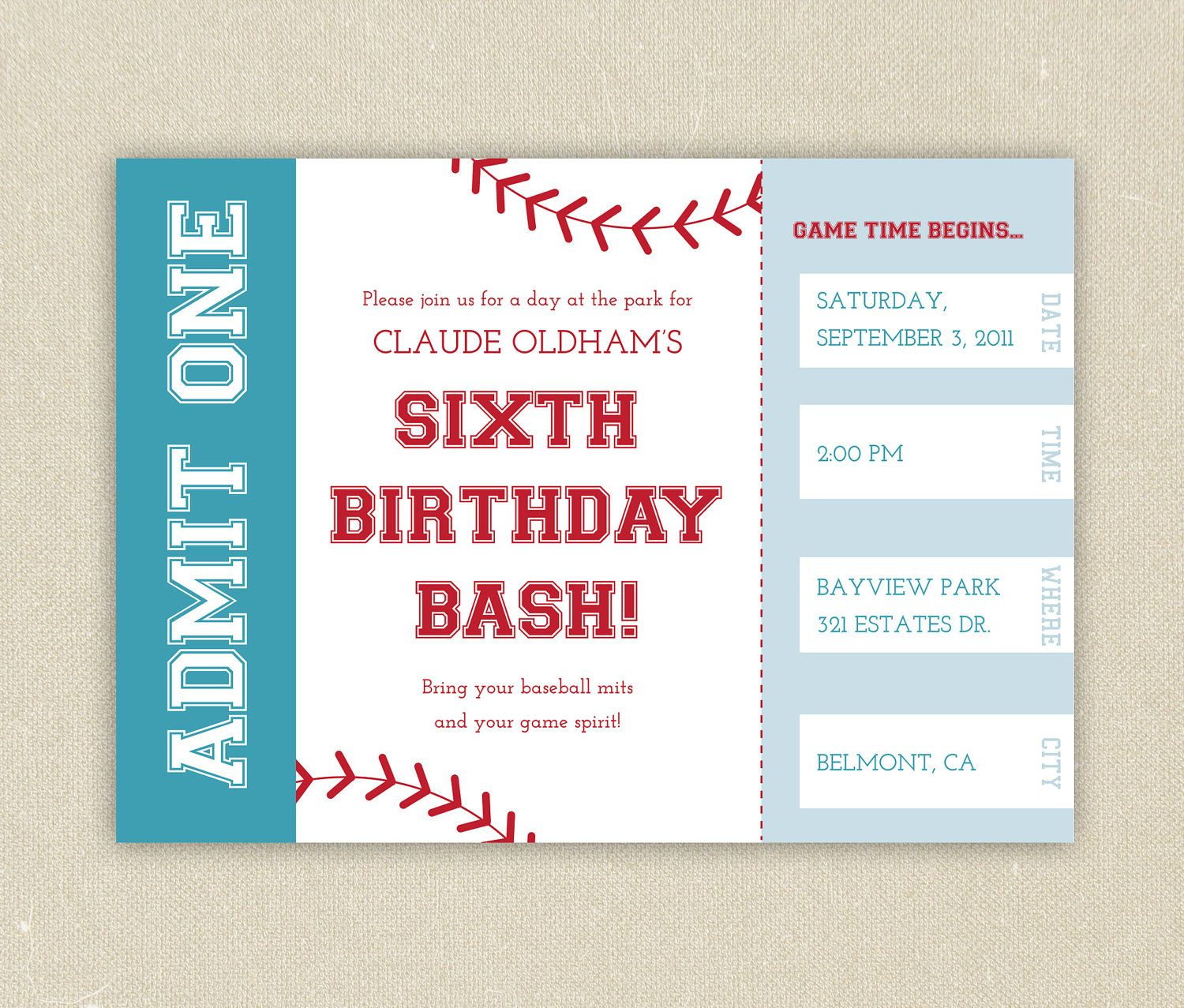 1000+ images about Baseball Party on Pinterest | Baseball party ...