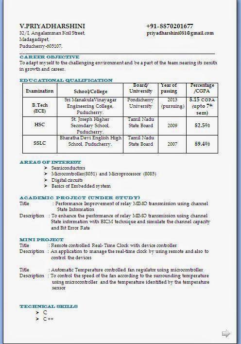 bio data form pdf download Beautiful Excellent Curriculum Vitae - cv resume format download