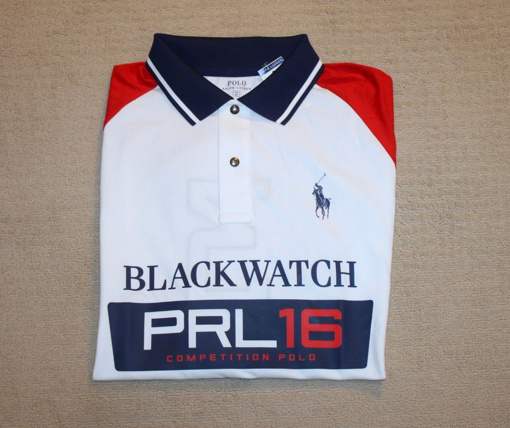 2619f257 NEW Polo Ralph Lauren Big and Tall Blackwatch Team PRL 16 Pony Logo Shirt # fashion #clothing #shoes #accessories #mensclothing #shirts (ebay link)