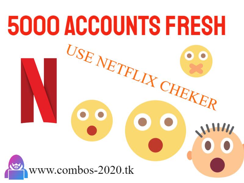 ⭐️ 5000X PREMIUM NETFLIX ACCOUNTS ⭐️ BE FAST
