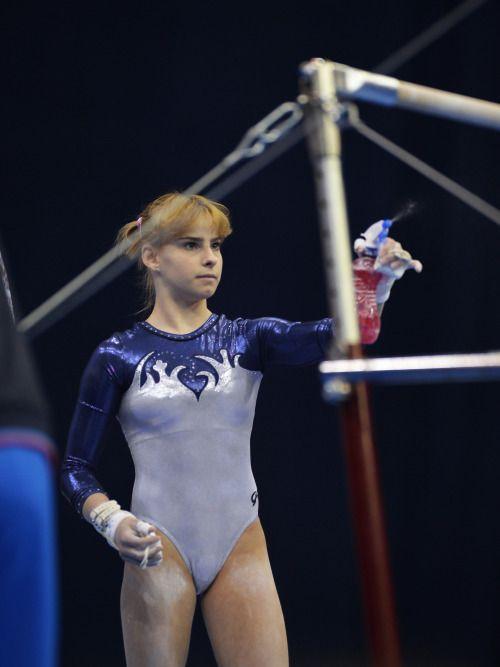 WOGymnastika: Anastasia Grishina, A Classical Performer (GIF)