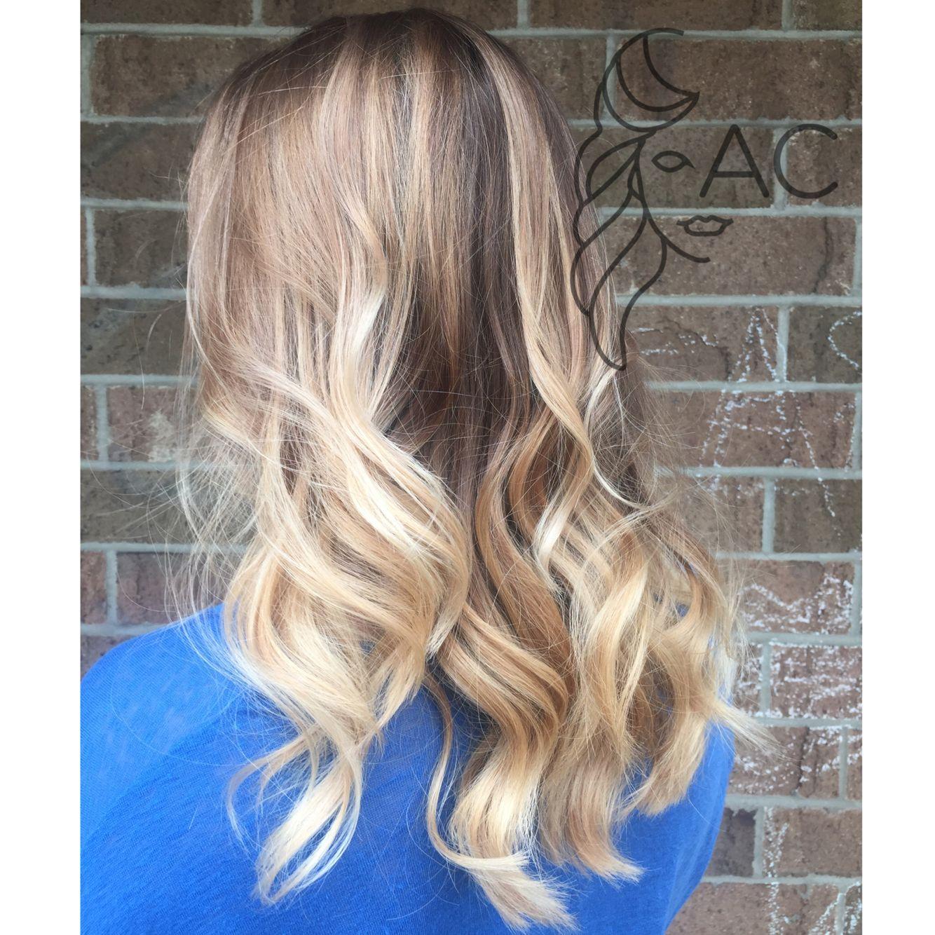 Blond balayage ombré hair pinterest balayage and blond