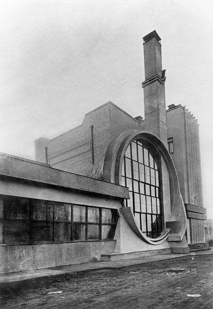 Russische Architektur: Baumeister der Revolution #arquitectonico