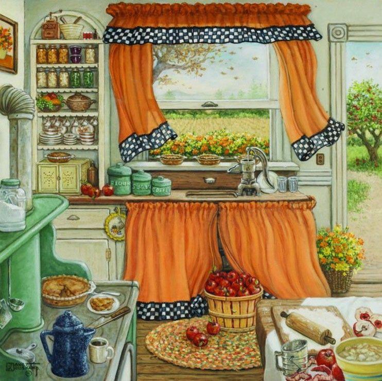 Поиск картинки для кухни