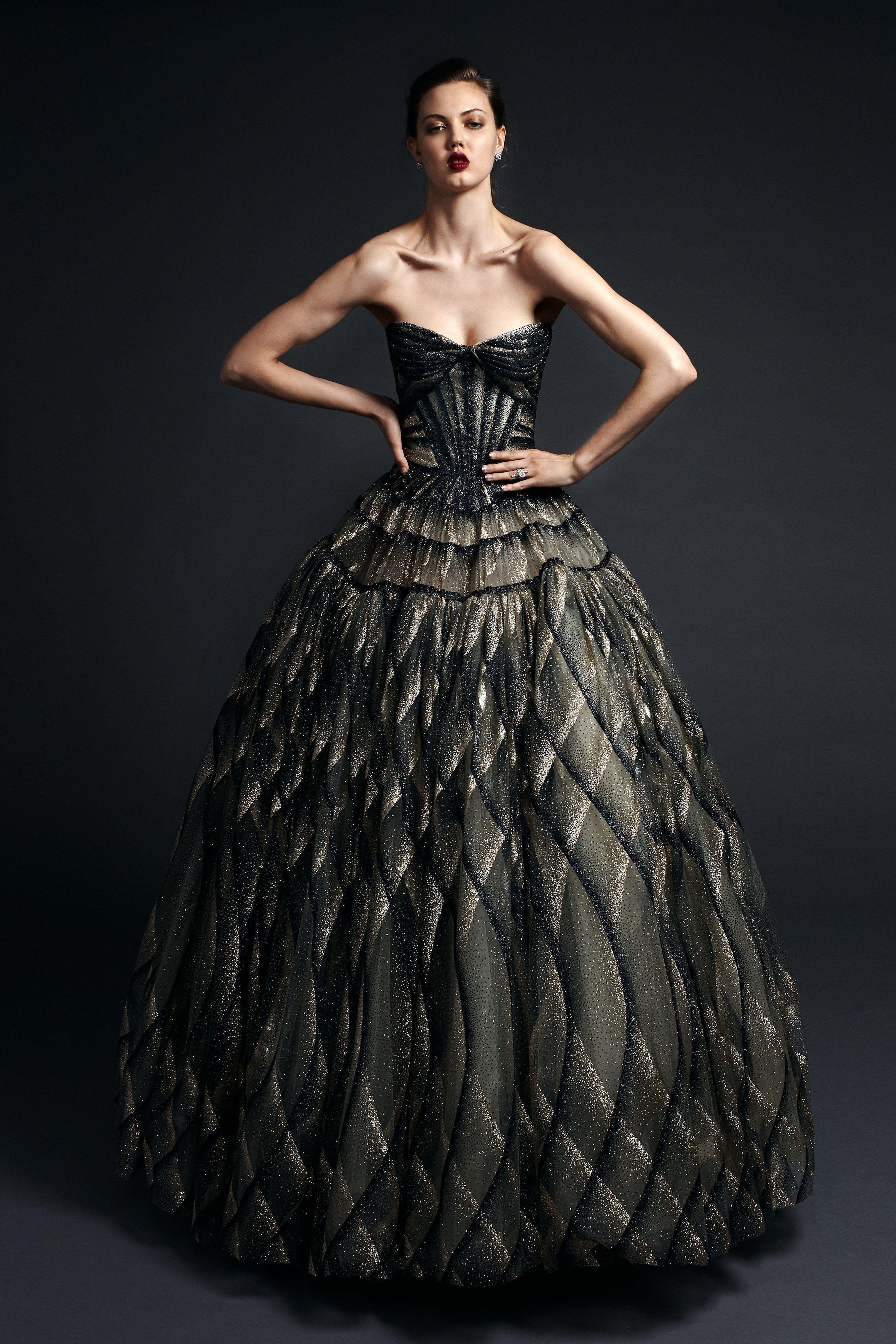 Zac Posen Resort 2020 Fashion Show Zac Posen Gowns Fashion