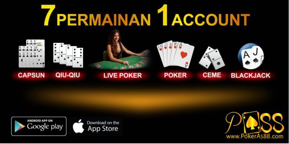 Pin On Pokeras88 Poker Online