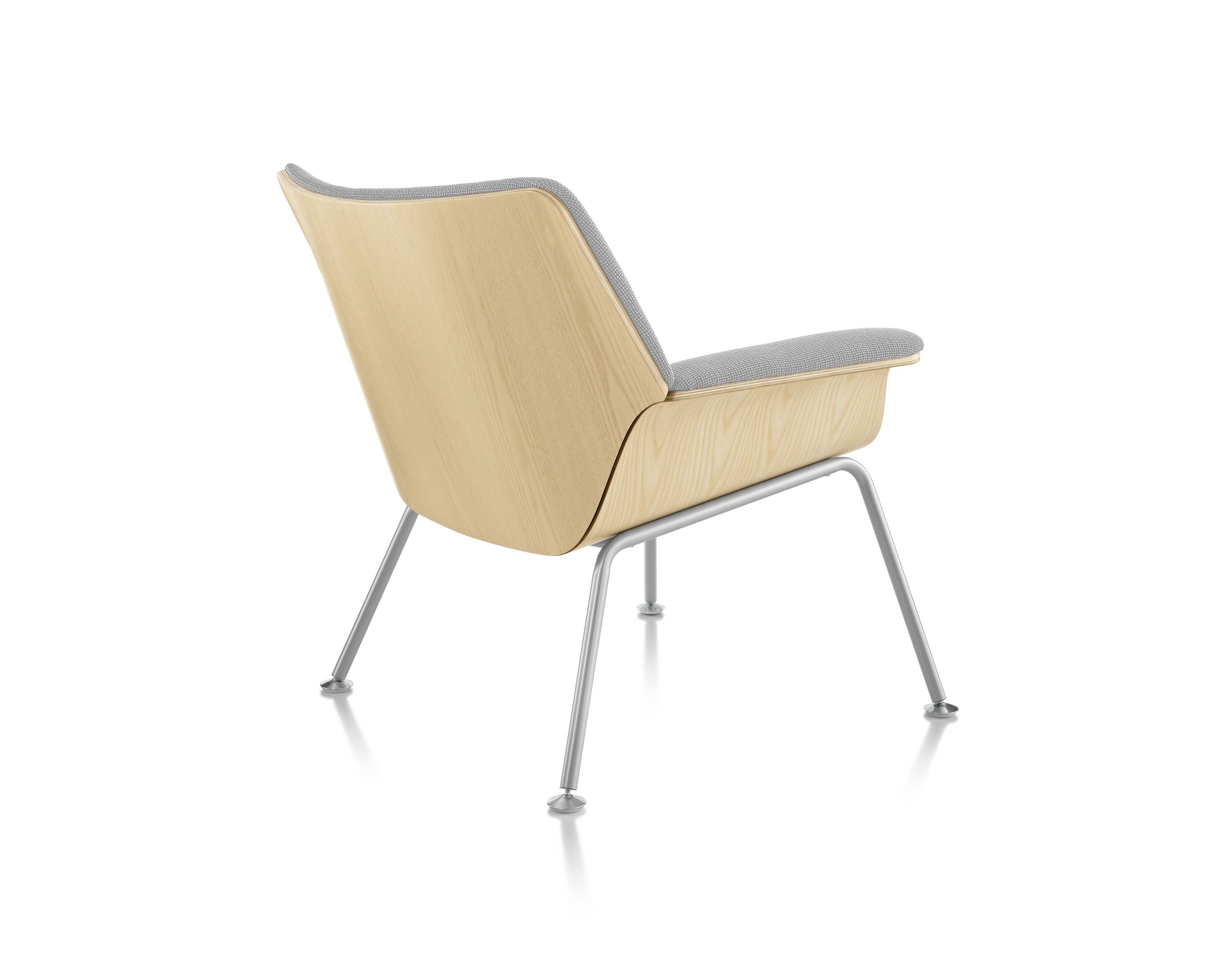 The Herman Miller Work Free Swoop Armchair