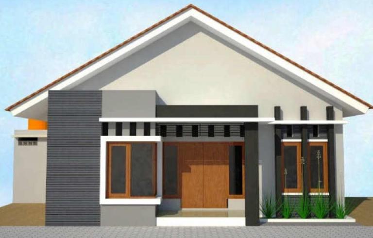 Desain Rumah Pedesaan Minimalis Cek Bahan Bangunan
