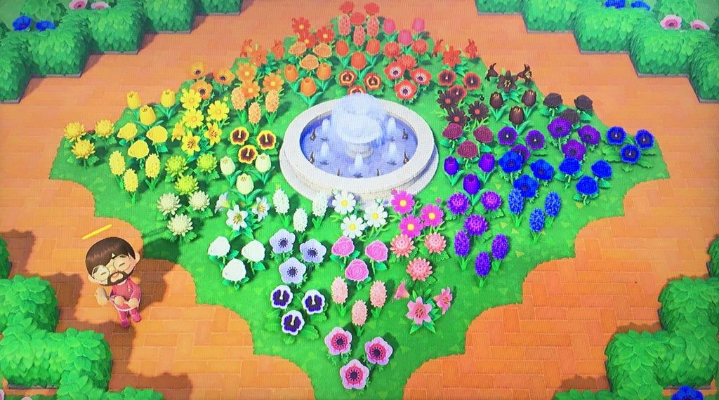 After hours of breeding and friends watering, I can ...