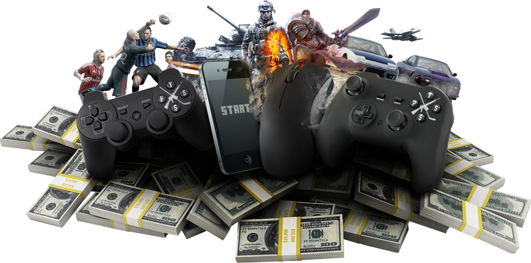 Top 10 Most Profitable Console Games   Top 10   Games, Gambling
