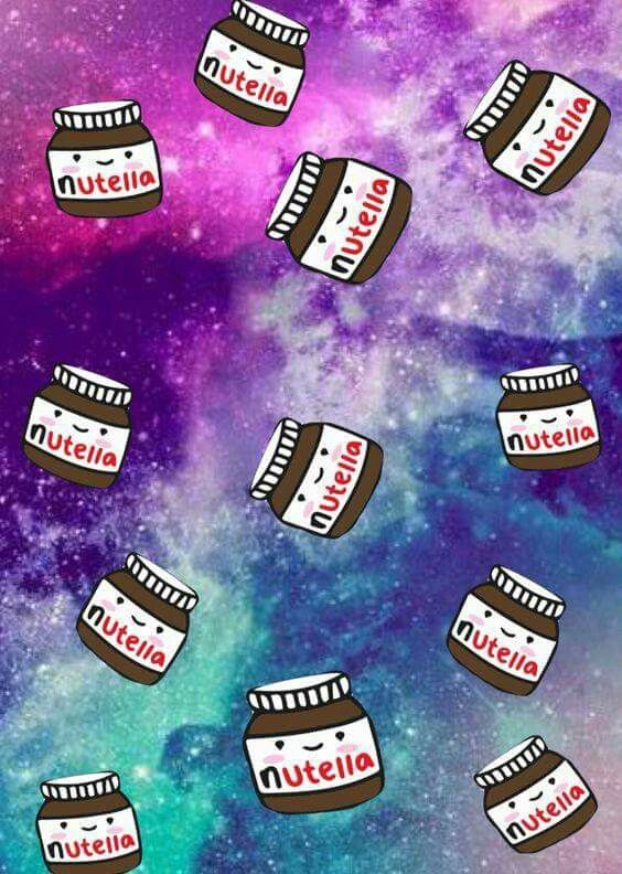 Nutella galaktyja | nutella as# | Pinterest | Nutella ...