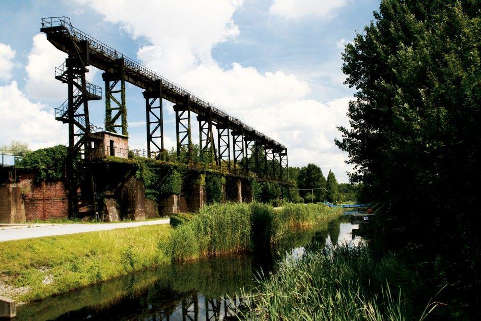 Landscape Park Duisburg Nord Urban Green Blue Grids Landscape Landscape Design Germany Landscape