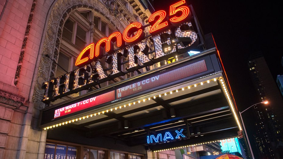 Amc Ceo Hopeful Theaters Can Reopen By Mid June In 2020 Amc Theatres Moviepass Amc Movies