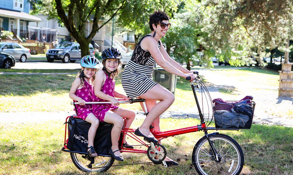 Bike Friday Haul A Day Review Bike Friday Cargo Bike Bike Reviews