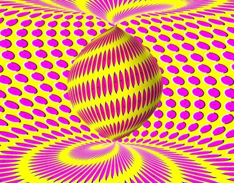 20 Crazy Moving Optical Illusions