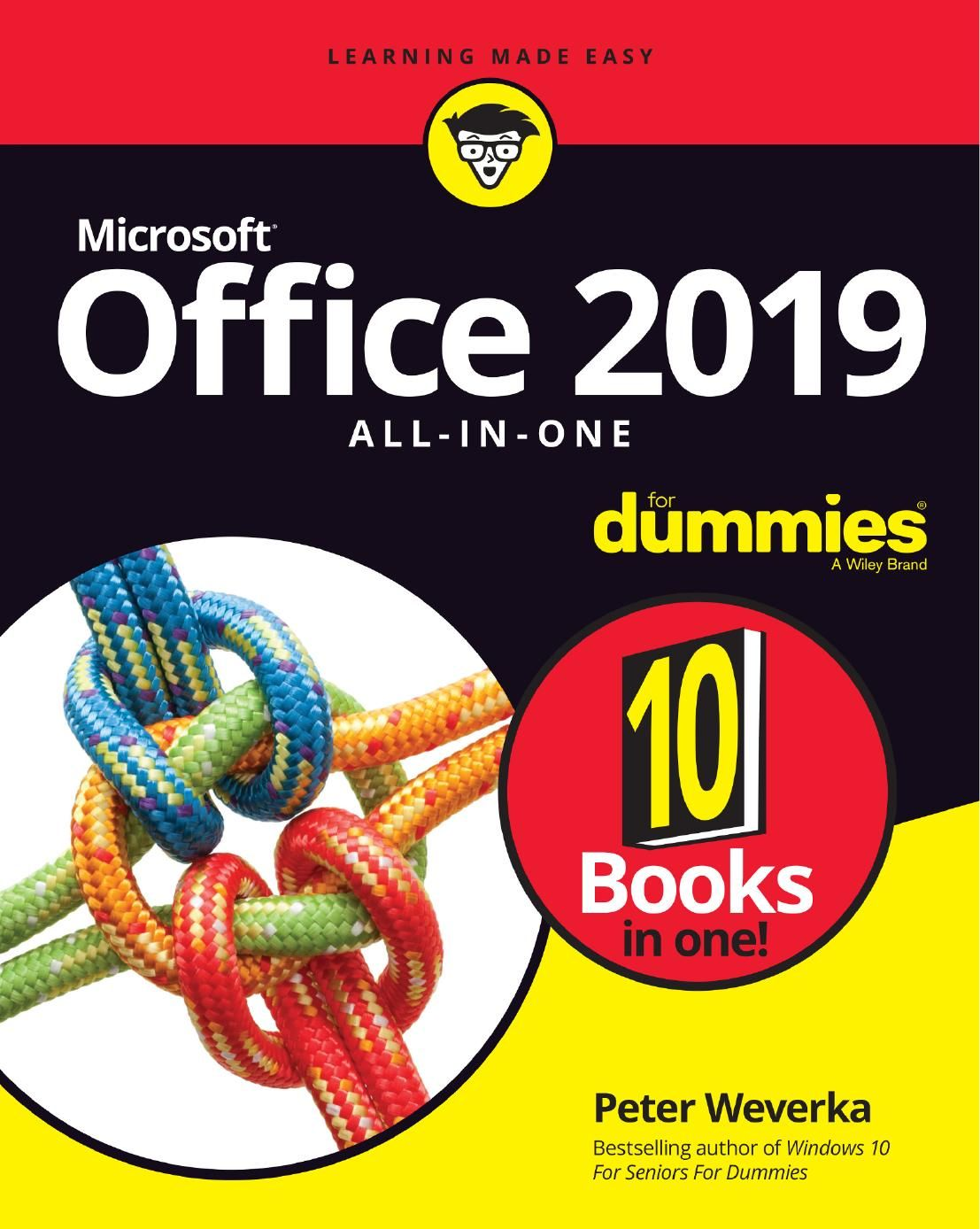 Telecharger Microsoft Office 365 Gratuit Office 2019 All In One For Dummies Pdf Free Download It E Books