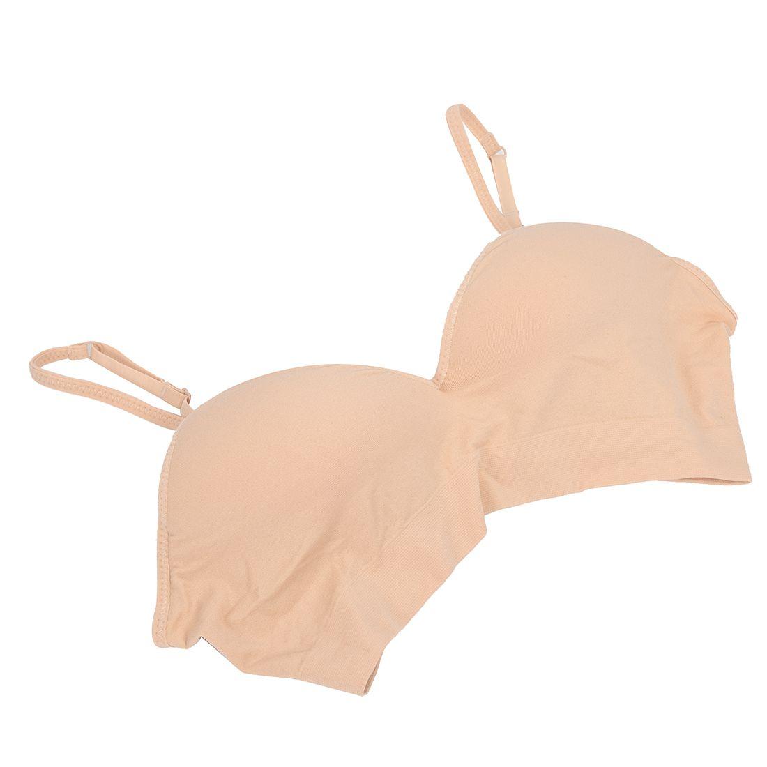 MELBA: Sexy nude color bras