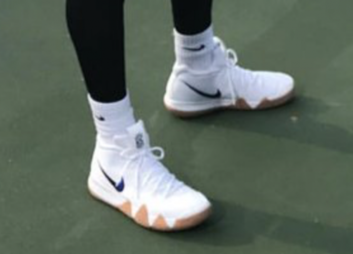 ba0a6f3bcc0384 Did Kyrie Irving Just Give Us A Glimpse Of The Nike Kyrie 4