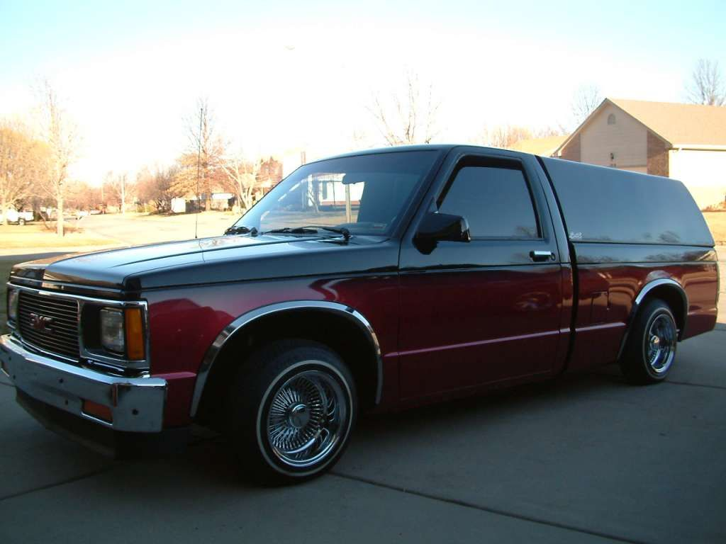 1991 chevy s10 lowrider