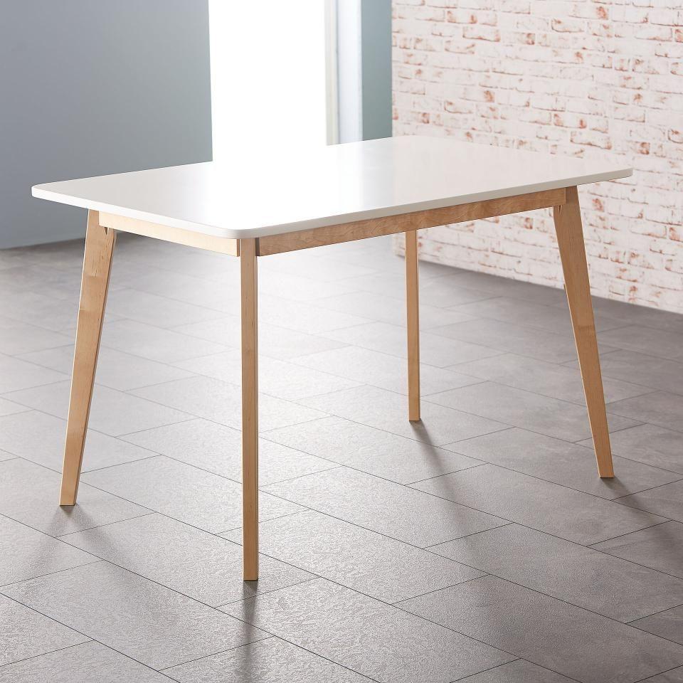 Esstisch Egernsund 80x120 Eckig Esstisch Tisch Und Haus Deko