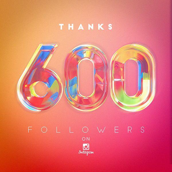 600 followers on instagram on behance 600 Followers On Instagram On Behance Buy Instagram Followers Instagram Instagram Followers