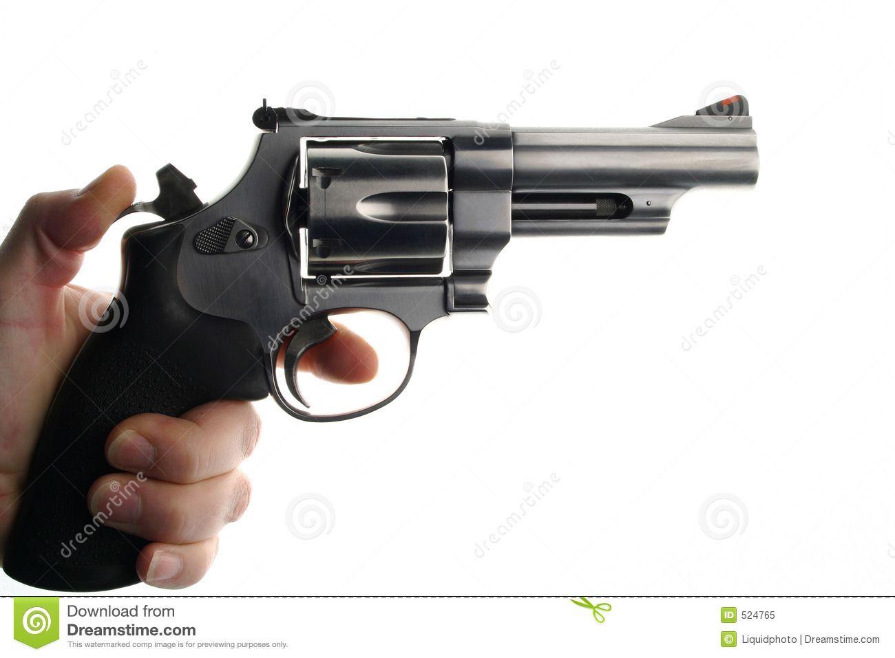 Hand Holding Handgun Or Pistol Hand Guns Holding Hands Image