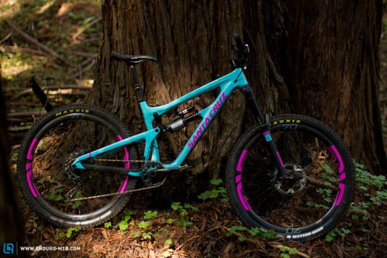 Santa Cruz Nomad 2019 >> Santa Cruz Nomad 2015 enduro-mtb.com tested review reviewed-40 | MTB | Pinterest | Santa cruz ...