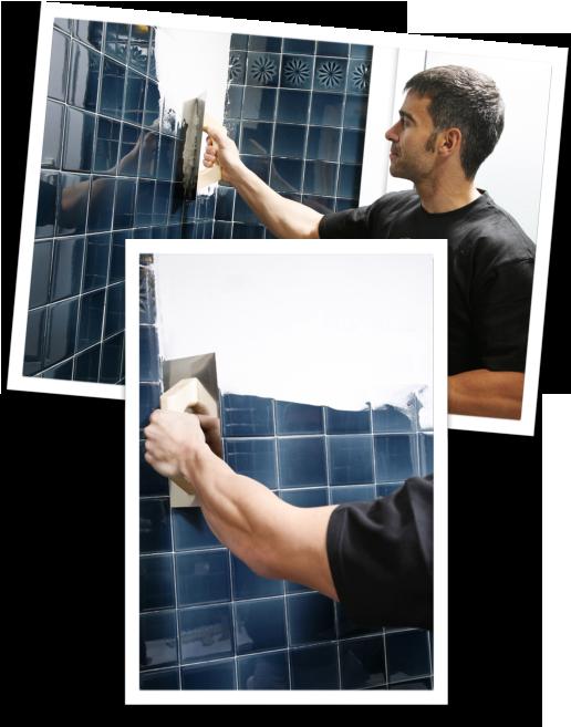 Renovar los azulejos del ba o y cocina sin obras repair - Cubrir azulejos sin obra ...