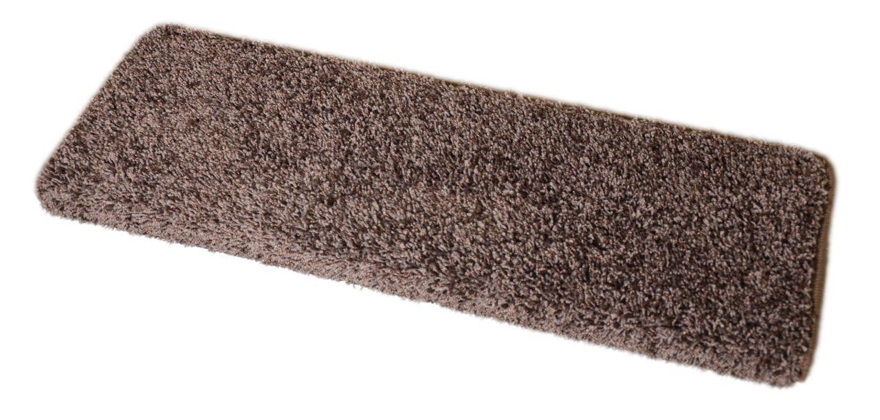 Dean Modern Diy Peel And Stick Bullnose Wraparound Non Skid Carpet | Dean Carpet Stair Treads | Pet Friendly | Gripper Tape | Friendly Diy | Rug | Modern Diy