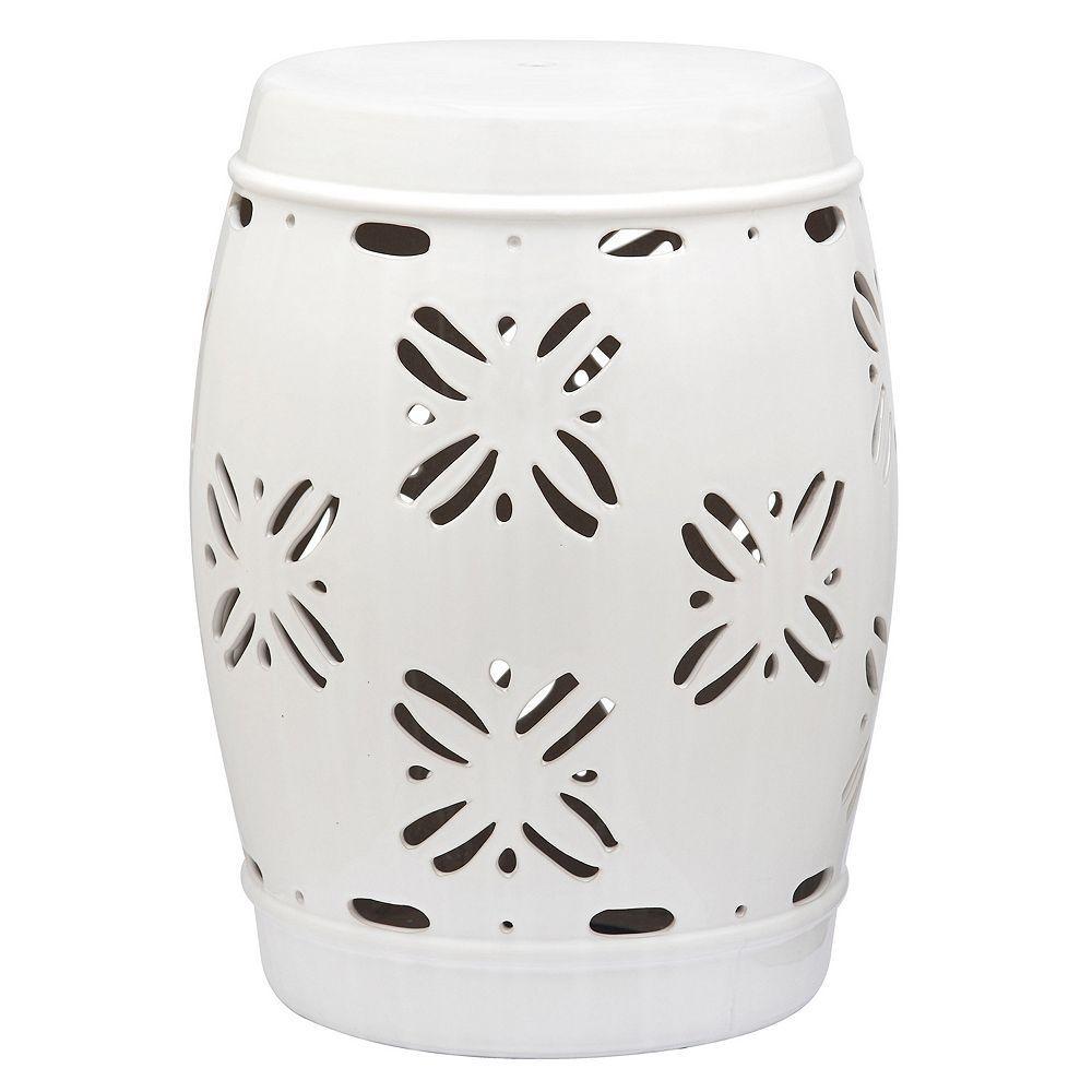 Wondrous Safavieh Sakura Ceramic Garden Stool In 2019 Products Ncnpc Chair Design For Home Ncnpcorg