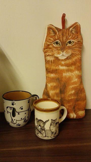 Tavaroita joilla on tarina: Kahvitauko, osa 2!