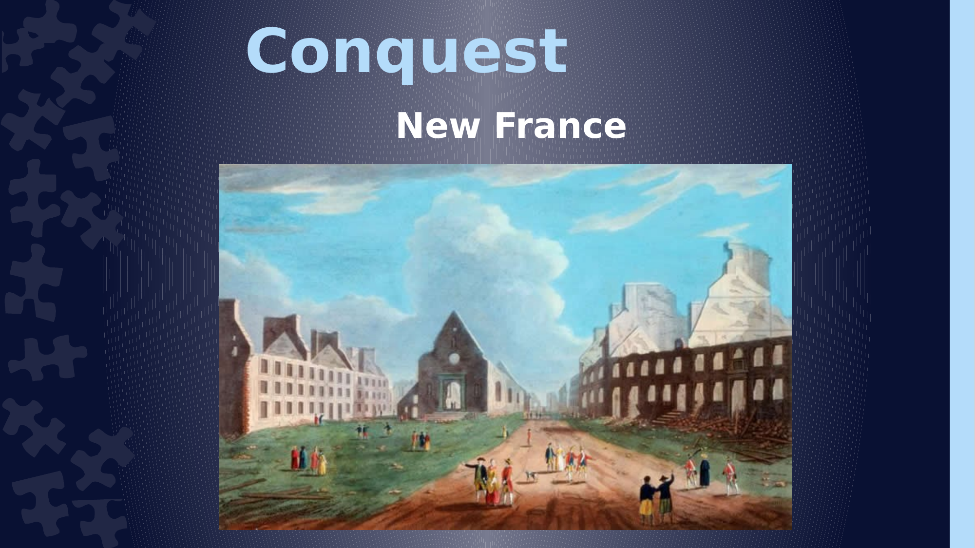 After The Conquest French Canada Resource Preview