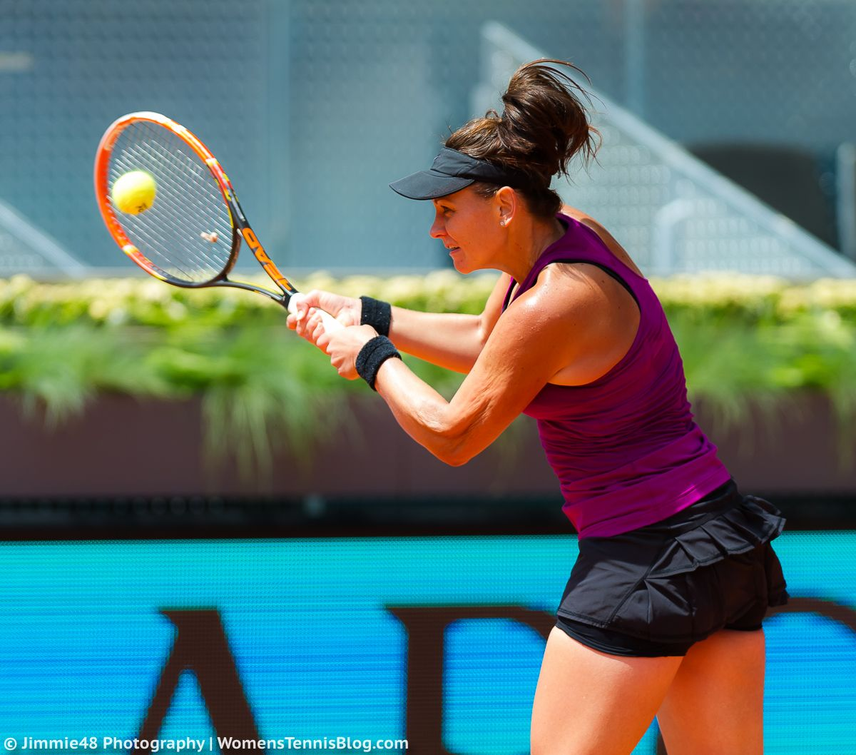 Mutua Madrid Open 2015 Heats Up On Saturday Women S Tennis Blog Madrid Womens Tennis Tennis
