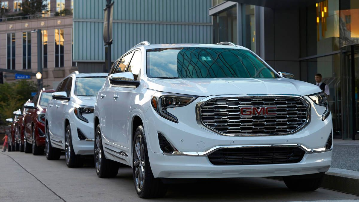 2018 Gmc Terrain First Drive New Diesel And Gas Engines Fresh