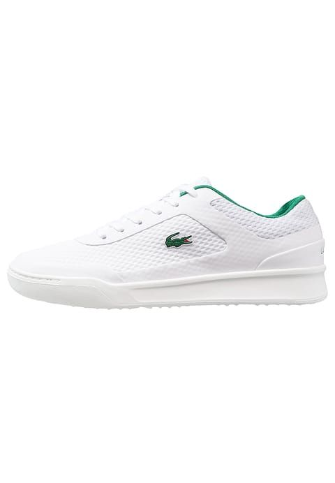 cf464bd3aac7ad Lacoste Trainers - white green for £80.74 (04 10 17) with free delivery at  Zalando