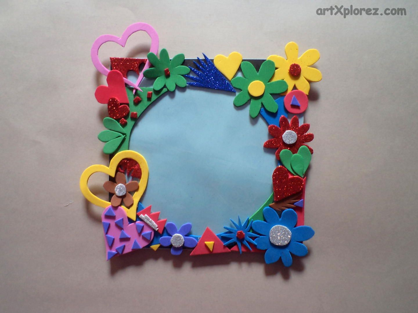 Handmade crafts using waste materials google search for Simple craft work using waste materials