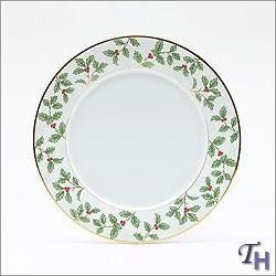 Noritake Holly and Berry Gold Dinner Plate by Noritake CO., INC.. $22.87. Dishwasher Safe. Noritake Holly and Berry Gold Dinner Plate. Dimensions: 1-inch by 10-3/4-inch by 10-3/4-inch. White Porcelain. World Famous Noritake Quality, Value and Design. Since 1904, Noritake has been bringing beauty and quality to dinner tables around the world. Superior artistry and craftsmanship, attention to detail and uncompromising commitment to quality have made Noritake an internationa...