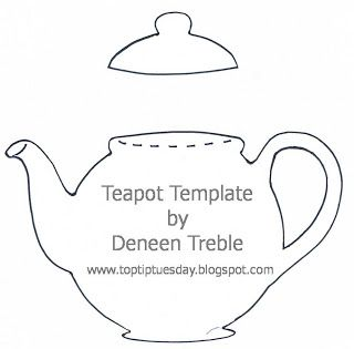 photograph about Teapot Template Printable named teapot templates absolutely free printable Print Template as a result Teapot