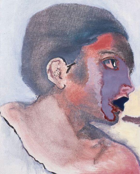 Artist: Marlene Dumas Title: Untitled