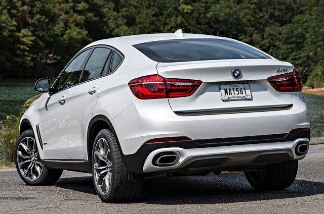 2019 Bmw X6 Rear View Concept Cars Group Pins Bmw X6