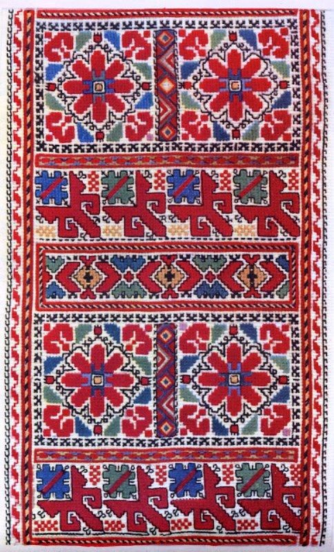 Embroidery of Folk Costume and amp. Embroidery (3) | Embroidery ...