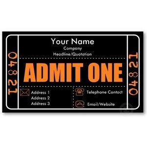 Charming Admit One Ticket Template   Google Search Ideas Blank Admit One Ticket Template