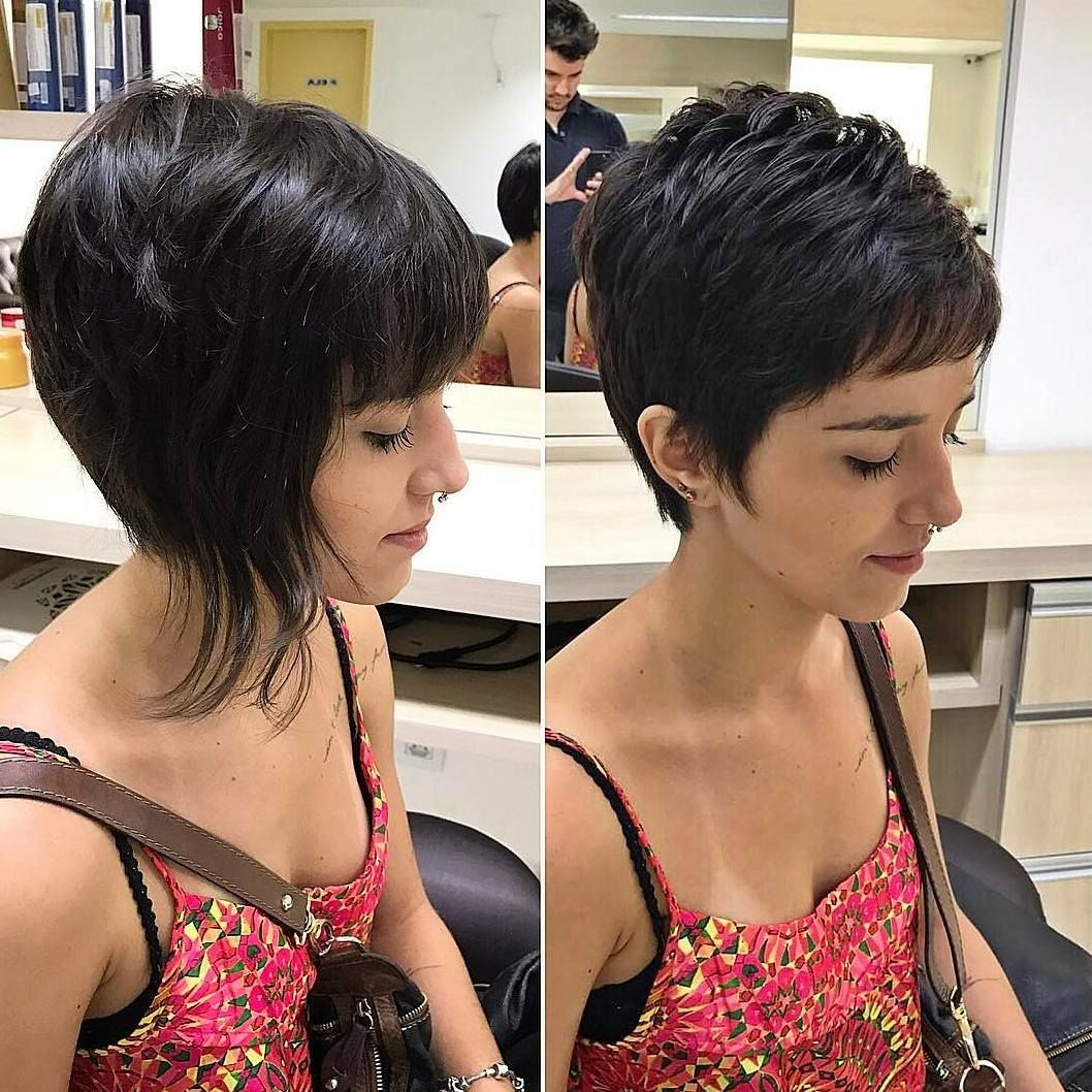 10 latest pixie haircut designs for women - short hairstyles 2017